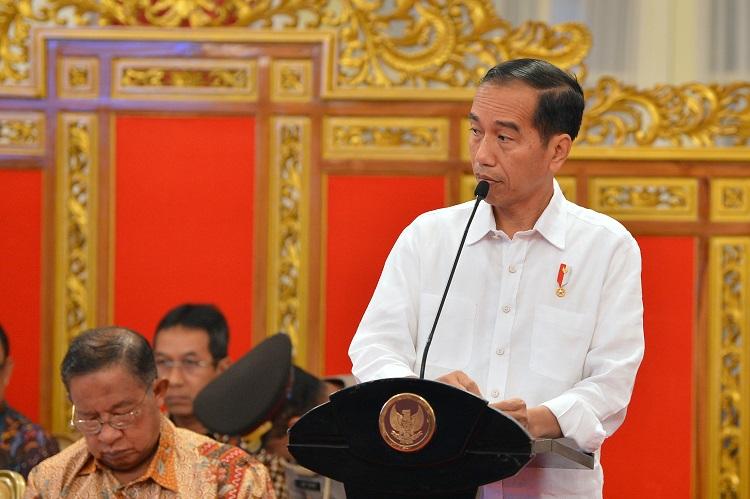 Presiden Inginkan Pengembangan SDM Jadi Prioritas RAPBN 2019
