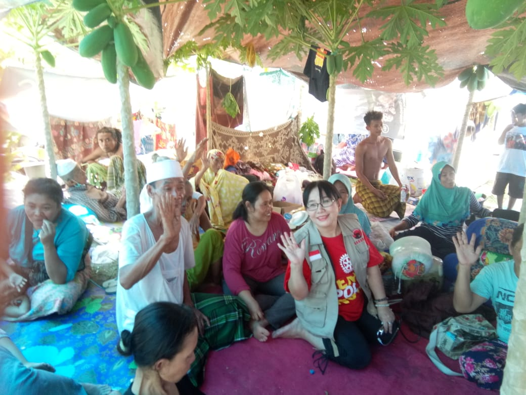 Kisah 9 Jam Baguna PDI Perjuangan Menembus Lombok Utara