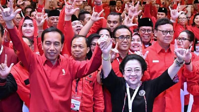 Eva: Ketua Umum Bebaskan Jokowi Tentukan Cawapresnya