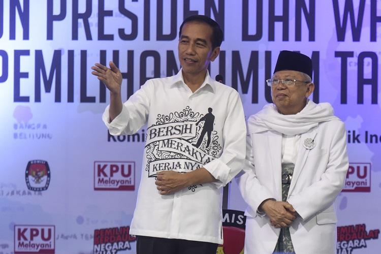 Jokowi Janjikan SDA untuk Kemakmuran Rakyat