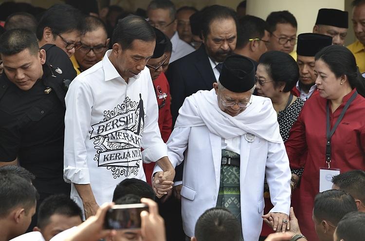 Jokowi Teruskan Nafas Soekarno, Jaga NKRI