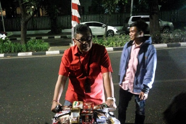 JK Datangi Rumah Megawati, Hasto: Hanya Silaturahmi
