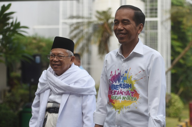 PDI Perjuangan Biak Numfor Sosialisasi Jokowi-Ma'ruf