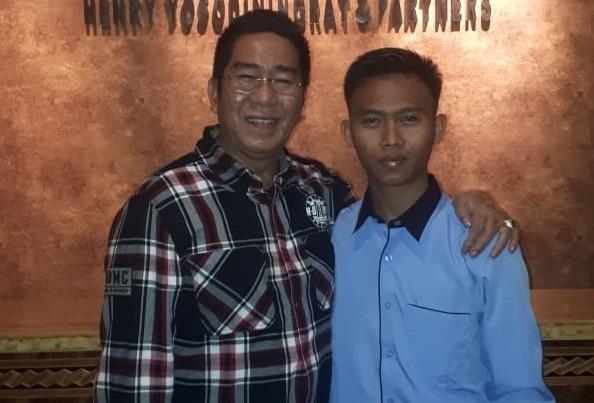 Henry Yoso Berangkatkan Santri asal Lampung Kuliah di Kairo