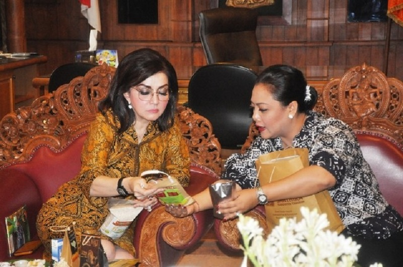 Bupati Eka Ingin Banyak Pemimpin Perempuan di Pemerintahan