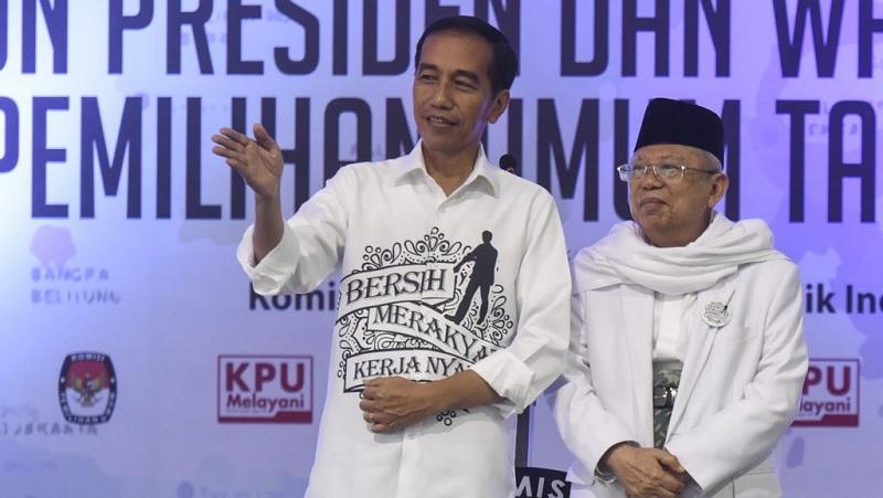 Jokowi-Ma'ruf Amin, Basarah: Mampu Dulang Suara Luar Jawa