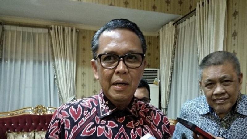 Disambut Hangat, Nurdin Abdullah Sowan ke Lima Pimpinan DPRD