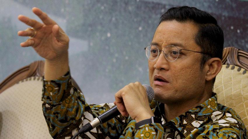 Juliari: Jokowi Milenial Banget!