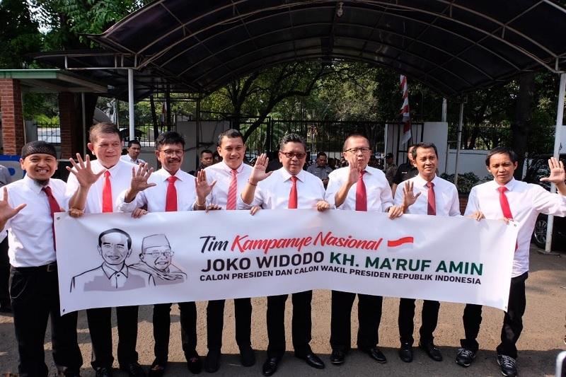 Jadi Ketua Timses, Jokowi Buka Peluang bagi Kaum Milenial