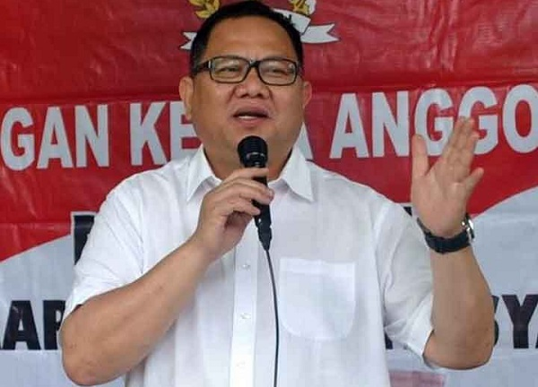 Sudin Optimis Jokowi-Ma'ruf Menang 70 Persen di Lampung