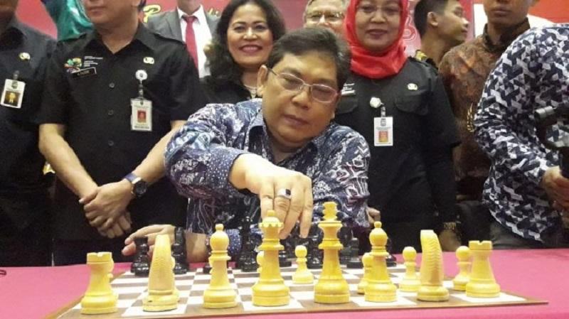 Catur Indonesia Tak Ikut Asian Games, Ini Kata Utut Adianto