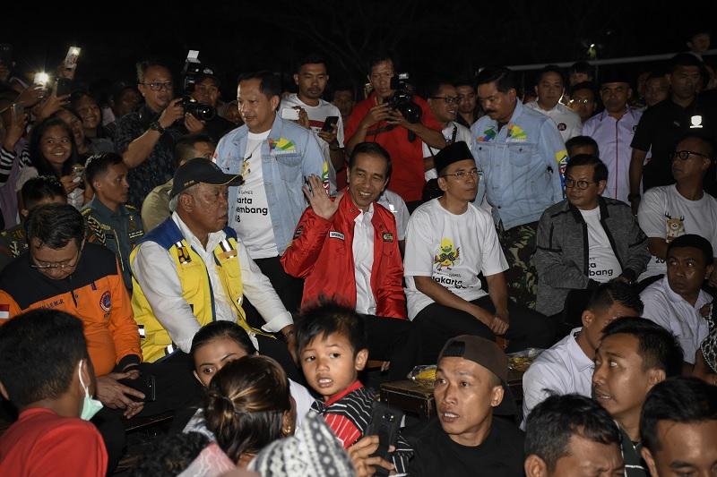 Sukses Jadi Tuan Rumah, Jokowi: Terima Kasih Warga Indonesia