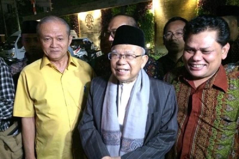 Ma'ruf Amin Siap Menangkan Jawa Barat