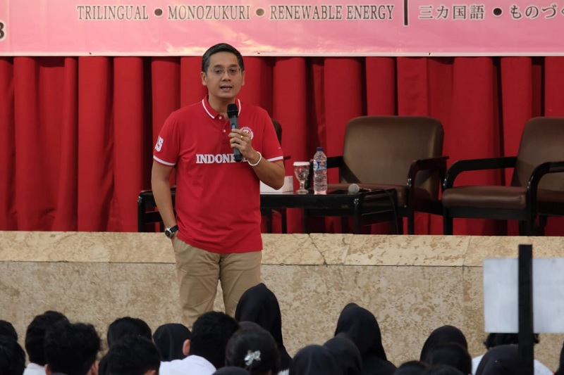 Putra Nababan Serukan Gerakan Talent Indonesia