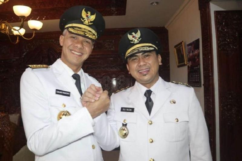 Ganjar Siap Lanjutkan Program Prioritas Jokowi