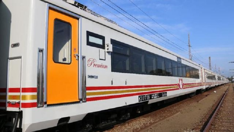 Presiden Jokowi: Indonesia akan Ekspor Gerbong Kereta