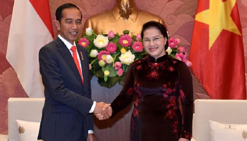 Vietnam Apresiasi Kepemimpinan Jokowi