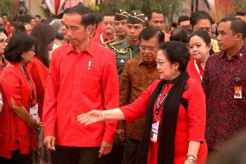 Arteria: Pak Jokowi Beruntung Punya PDI Perjuangan
