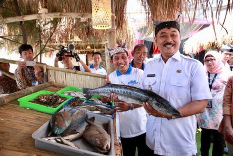 Angkat Perikanan, Banyuwangi Gelar Fish Market Festival