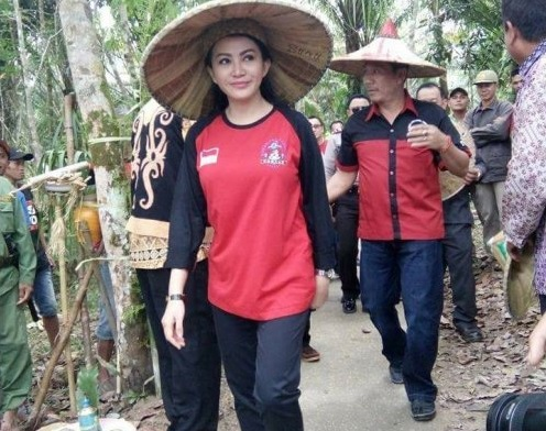 Karolin: Panen Padi Bisa Digenjot 3 Kali Dalam Satu Tahun