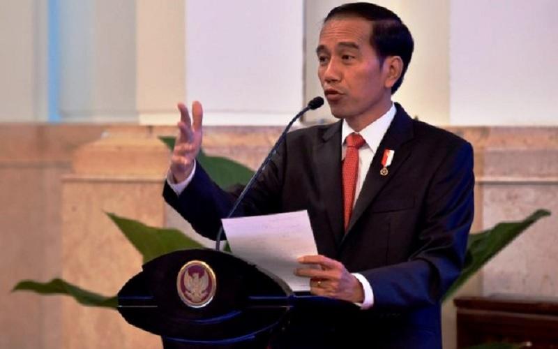 Jokowi: Sosialisasikan Kinerja Itu Amanat Undang-Undang