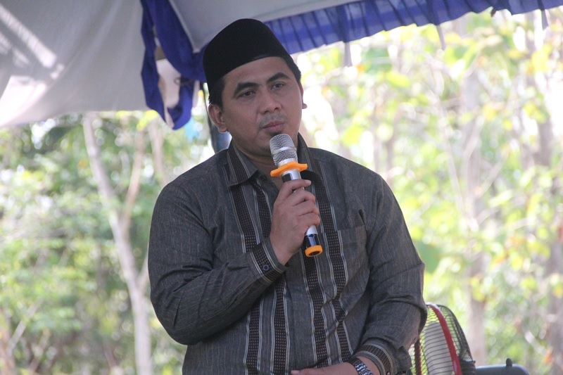 Taj Yasin Pesankan Pemilu Damai di Haul Simbah Djumali