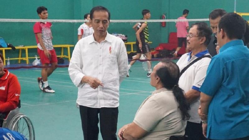 Jokowi Pastikan Bonus Asian Para Games Senilai Asian Games