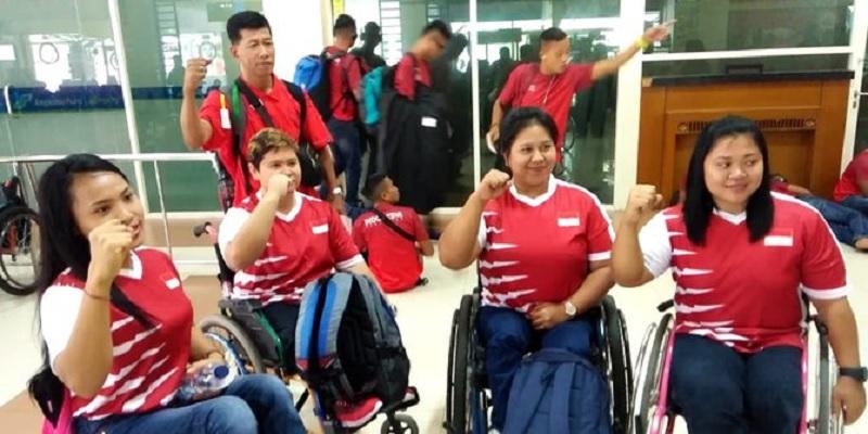 1.272 Atlet Asian Para Games dari 11 Negara Tiba di Jakarta