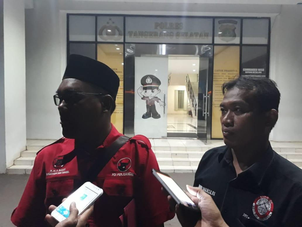 BMI Laporkan Penghina Jokowi dan Megawati ke Polisi