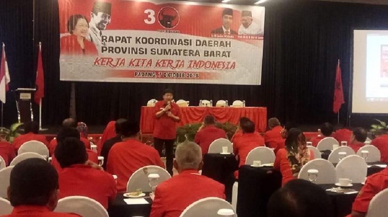 Terobosan Baru, PDI Perjuangan Bentuk Koordinator Tiap Dapil