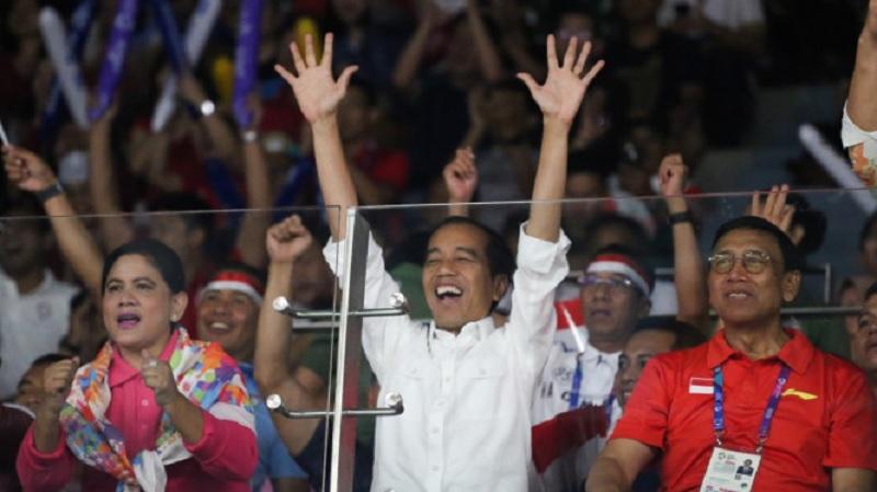 Jokowi Yakin RI Lampaui Target Peringkat Asian Para Games