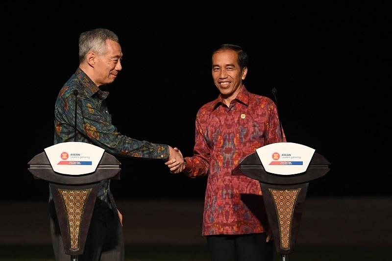 Indonesia-Singapura Perkuat Kerja Sama Keuangan Bank Sentral
