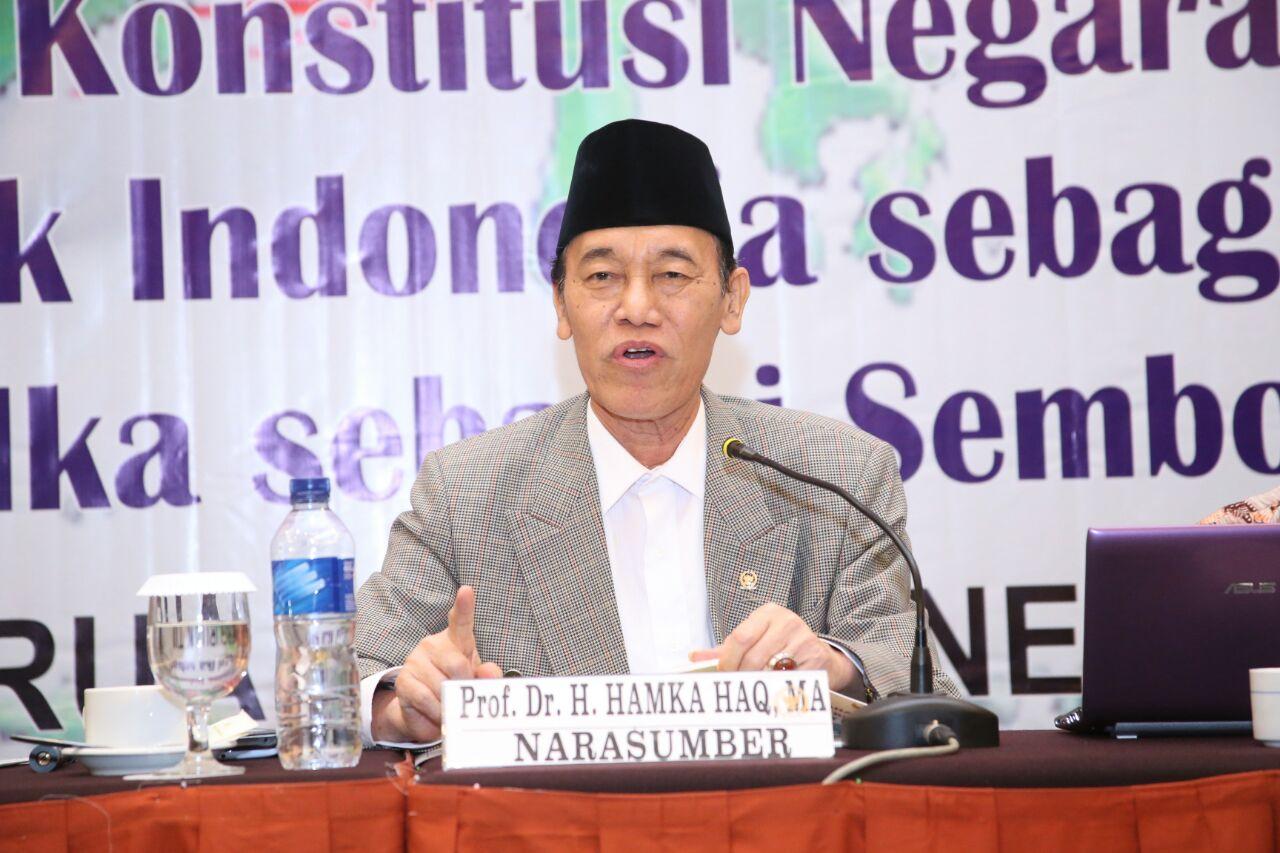Hamka Usulkan Pendiri DDI Jadi Pahlawan Nasional