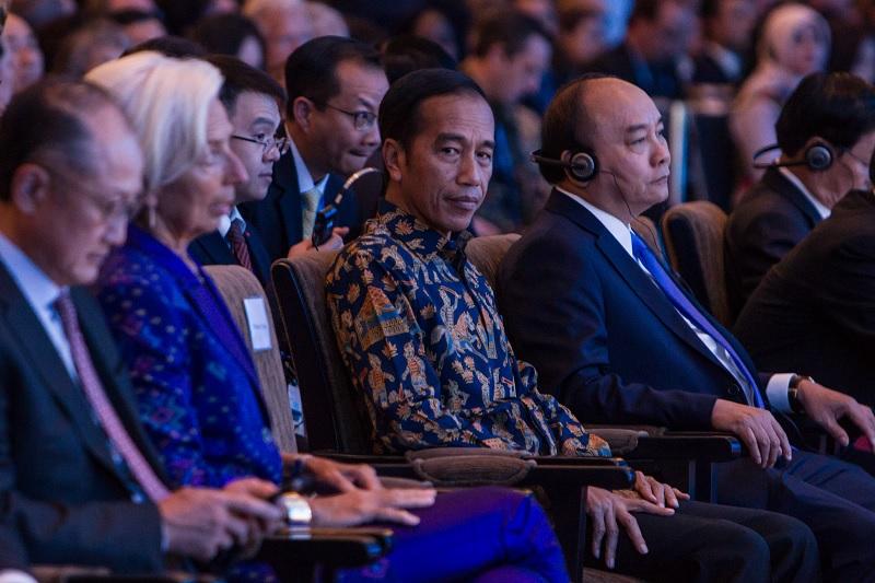 Presiden Jokowi Dukung Penguatan Bisnis Fintech