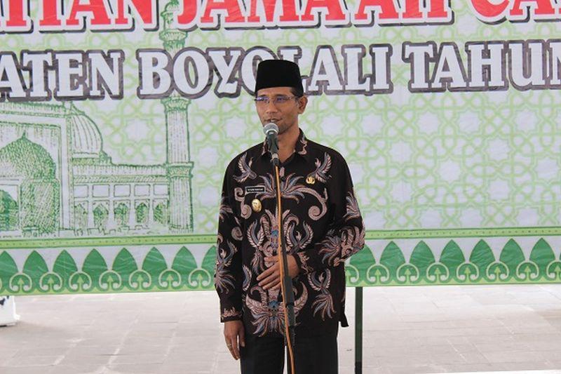 APBD Kabupaten Boyolali 2019 Disetujui