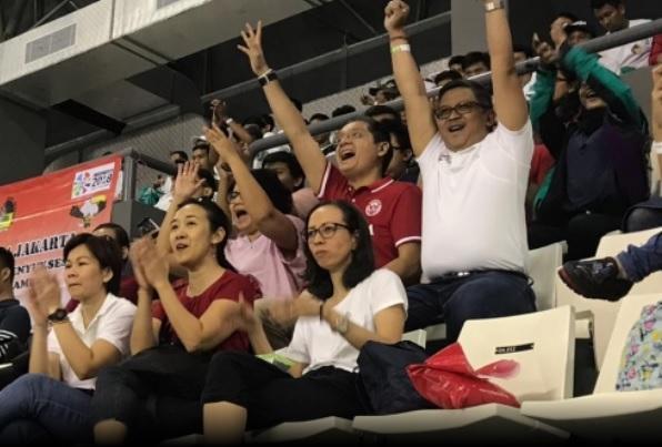 PDI Perjuangan Bangga Prestasi RI di Asian Para Games 2018