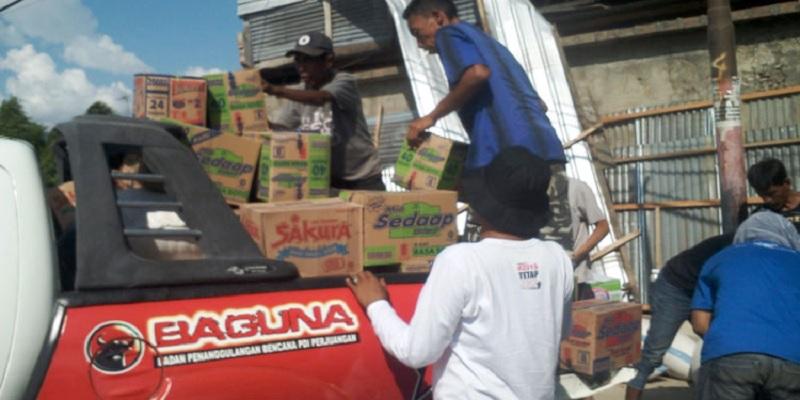 Diah Minta Proses Distribusi Bantuan Sulteng Dipercepat