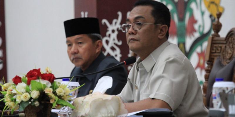 DPRD Palangkaraya Minta Wali Kota Evaluasi Kinerja Pejabat