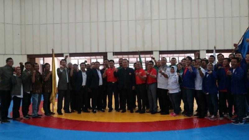 Steven Lantik Enam Kepengurusan Pengkot PGSI Jakarta