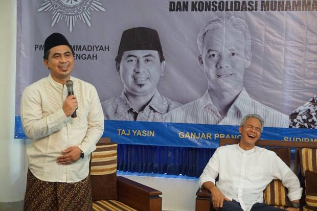 Gus Yasin Jajaki Program Pertukaran Pelajar Semarang-Hamburg