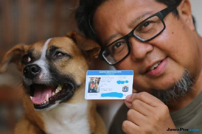 Boros, Ida Kritisi Kebijakan KTP untuk Anjing di Jakarta