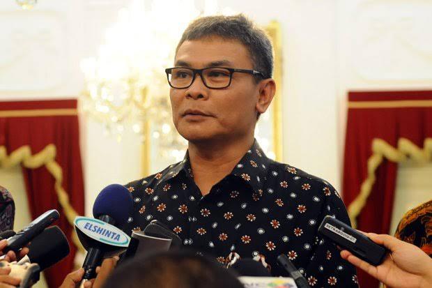 Johan Budi ungkap Siapa yang Siapkan Pidato Presiden