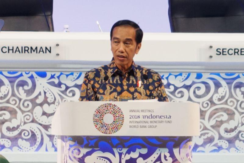 Presiden Jokowi Mampu Kedepankan Kekuatan Moral