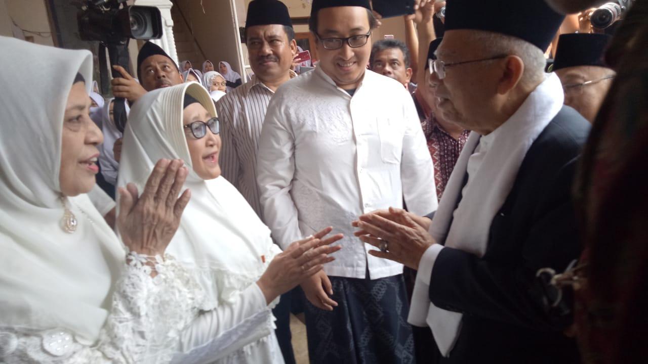 Kiai Ma'ruf Tekankan Pilpres Jangan Politisasi Agama