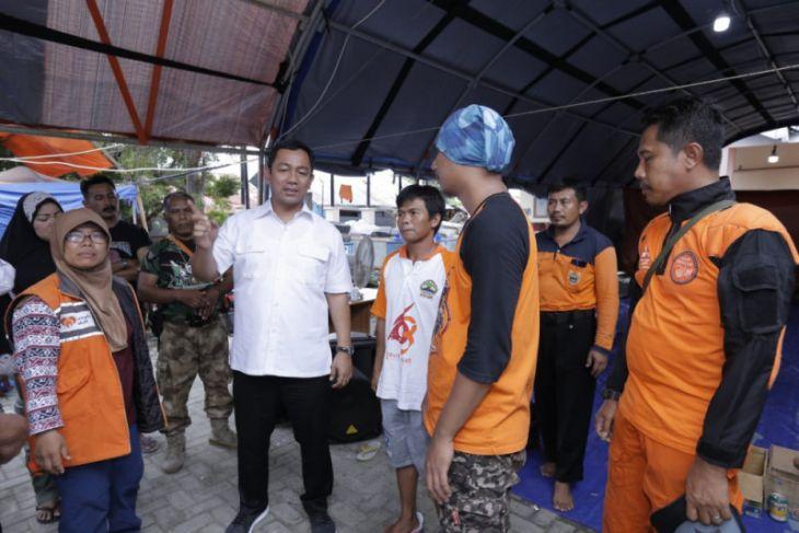 Tiba di Palu, Hendi Langsung Bergabung dengan Relawan