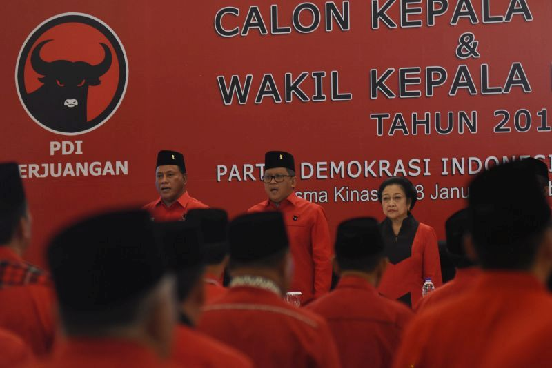 Sekolah Partai, Upaya PDI Perjuangan Gembleng Kader