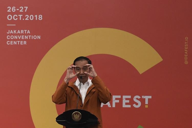 "Presiden Ingin ""Unicorn"" Indonesia Terus Bertambah"
