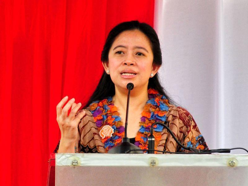 Puan Sebut Kesuksesan Asian Games Bagian Revolusi Mental