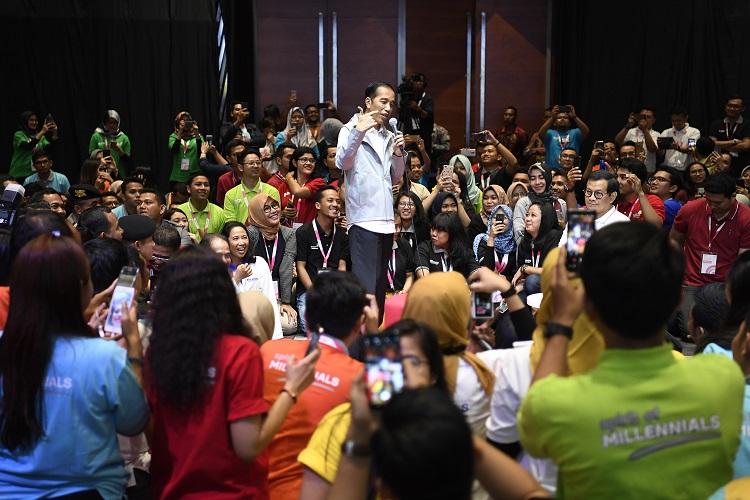 Presiden Dorong Pengembangan 'Startup' Tumbuh Subur