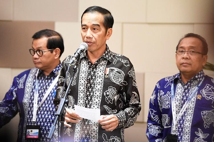 Jokowi Dorong Pengusaha Muda Manfaatkan Peluang